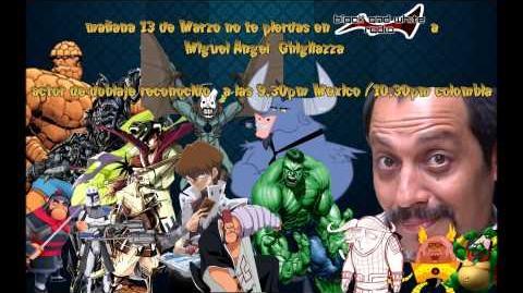 Entrevista a Miguel Ángel Ghigliazza - Black And White Radio
