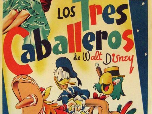 Los Tres Caballeros (1944)