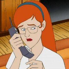 Maggie Foley en <a href=