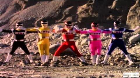 Power Rangers Dino Trueno Legado De Poder