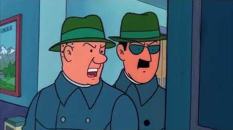 Tintin Capitulo 13 - El Asunto Tornasol, Parte 2 Latino HD