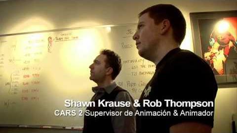 Un día en la vida de John Lasseter Episodio 5