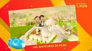 Las Aventuras de Pilar - Apertura