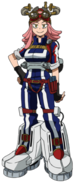 Mei Hatsume Anime Profile MHA