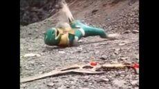 Mighty Morhpin Zyuranger - Red Ranger vs