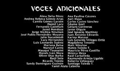 Moana- Un mar de aventuras Doblaje Latino Creditos 3