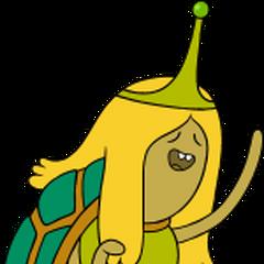Princesa Tortuga en <a href=