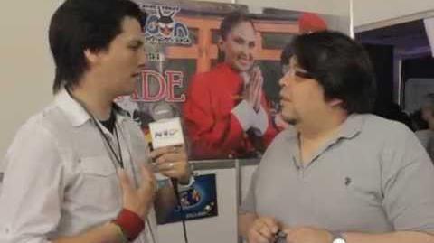 Reportaje Veracon de Primavera 2014- Entrevista a Carlos Hugo Hidalgo