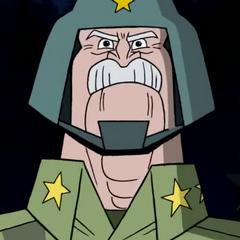 General Julius Steel en <a href=