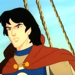 Príncipe Valiente en <a href=