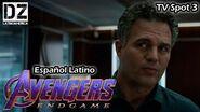 "Avengers Endgame (TV Spot 3 ""Tenemos que hacer algo"" Dob Español Latino) DubZoneLA"