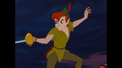 """Capitán Garfio (12 12) español spanish """"Peter Pan""""."""