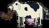 Cow 5 Short Graybles