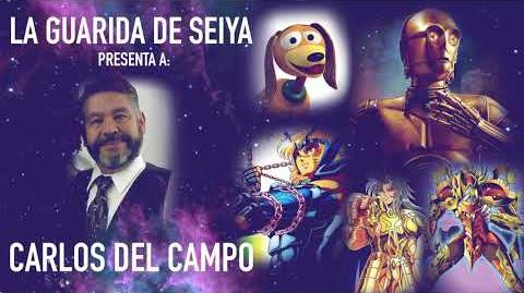 La Guarida de Seiya - Entrevista a Carlos del Campo (C3PO)