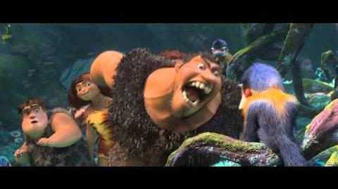 Los Croods - Trailer 2
