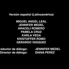Temporada 20, créditos de Netflix