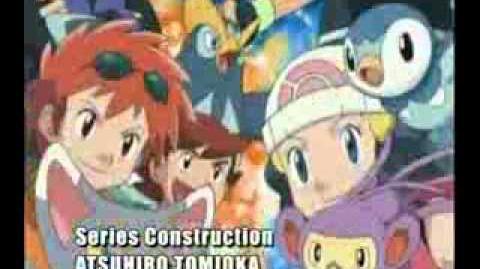 Pokémon DP Batallas Galácticas Opening Vrs 2