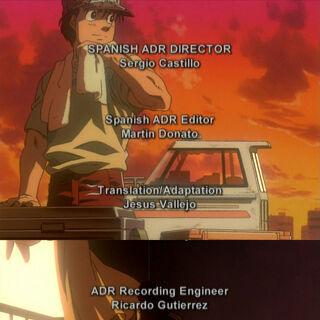 Créditos del 11° DVD