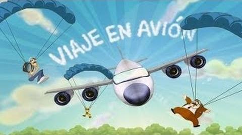 El Chavo animado - Viaje en Avión
