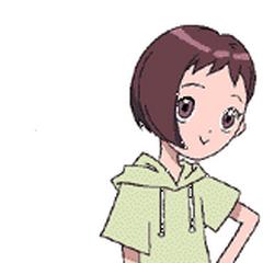 Maki Higuchi en <a href=
