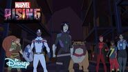 Marvel Rising Chasing Ghosts Vistazo