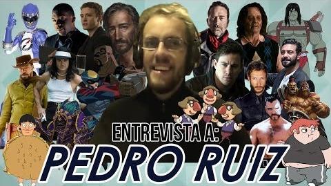 Pedro Ruiz - Entrevistas de Fandubs! 5