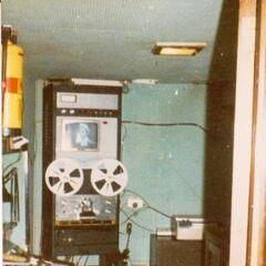 16mm magnético sincronizado para dialogo