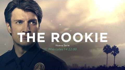 The Rookie Trailer Serie Estreno-0