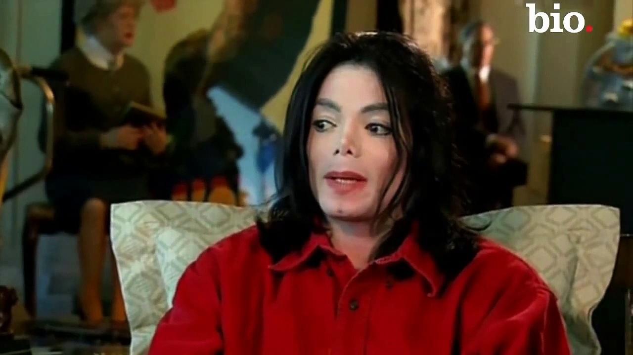 Viviendo con Michael Jackson - Fragmento