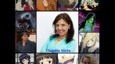 Claudia Nieto la voz de batichica en el Programa La Loca Te Escucha