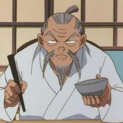 Abuelo Higurashi en <a href=
