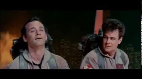 Los Cazafantasmas (Fragmento del doblaje original) 1985 - Escena Cruzar los rayos