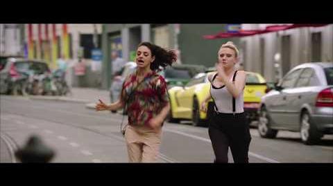 Mi Ex Es Un Espía (The Spy Who Dumped me) -Trailer Teaser Doblado