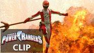 Power Rangers en Español Armas de Overdrive