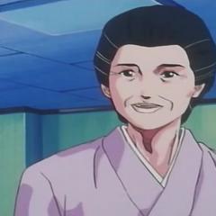 Esposa de Anzai en <a href=