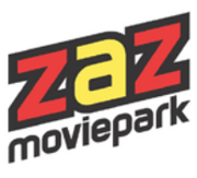 Zaz moviepark logo 2002-2006