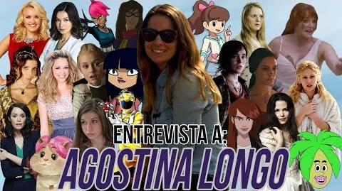 Agostina Longo - Entrevistas de Fandubs! 3