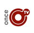 Antiguo logo de Canal Once (once TV)