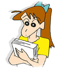 Señorita Dori (3ª voz) en <a href=