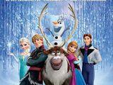 Frozen: Una aventura congelada