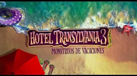 Hotel Transylvania 3 - Tráiler