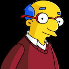 Kirk Van Houten también en Los Simpson (eps.  Helados de Marge (la del cabello azul claro) y Milito el Huerfanito)