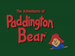 Paddington Bear 1997 Logo
