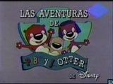 Las aventuras de P, B, y J Otter
