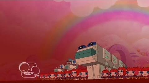 Phineas y Ferb - La Guerra Es Hoy