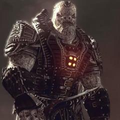 General RAAM en Gears of War 3