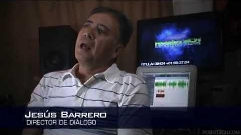 Robotech Love Live Alive - entrevista a Jesús Barrero (español)