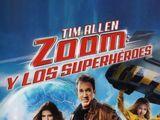 Zoom y los superhéroes
