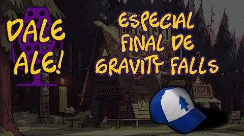 Dale Ale Especial - Final de Gravity Falls