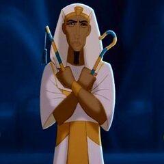 Faraón en <a href=
